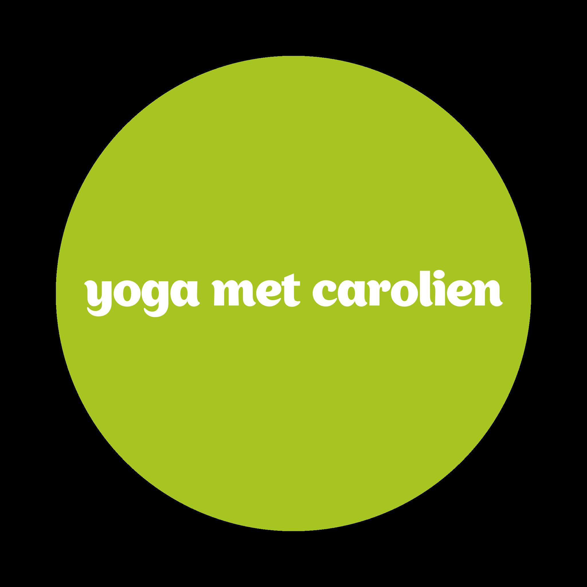 Yoga met Carolien